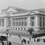 NYC's Main Public Library