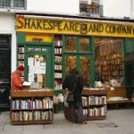 Shakespeare & Co. in Paris